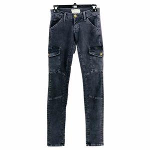 Current/Elliott Gray Snug Military Fit Cargo Pants